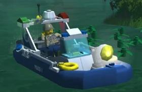 Lego Su Polisi