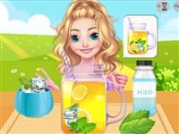 Limona Satış Standı