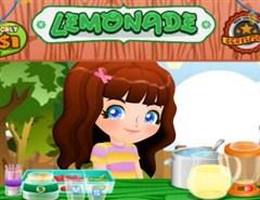 Limonatacı Kız