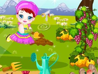 Lulu Bebek ve Bahçesi