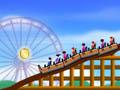 Lunapark Treni Oyunu
