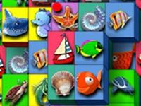 Mahjong Deniz Canlıları