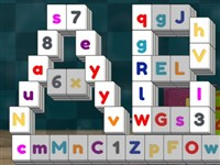 Mahjong Harfler