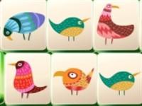 Mahjong Kuşlar