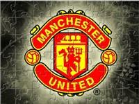 Manchester United Amblemi Puzzle
