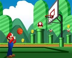 Mario Basket Atma