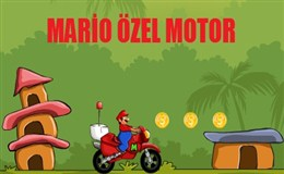 Mario Özel Motor