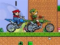 Mario ve Zelda Motor Yarışı