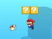 Mario Yüzme Macerası