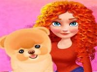 Merida ile Köpek Bakımı