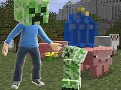 Minecraft Şehri