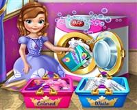 Minik Prenses Çamaşır Günü