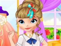 Minik Prenses Okul Hazırlığı