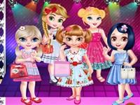 Minik Prensesler Mezuniyet Gösterisi