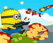 Minion Rush Savaş Bölgesi