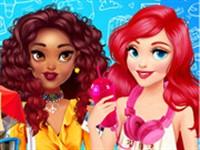 Moana ve Ariel Seyahat Modası