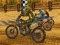 Motocross Yarışı