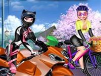 Motorcu Prenses Kardeşler