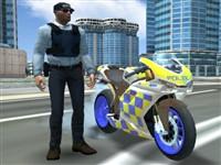 Motorlu Polis Şehir Görevi