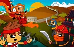 Ninja Kalesi Savunma