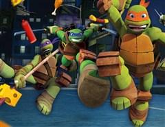Ninja Kaplumbağa Kılıçları
