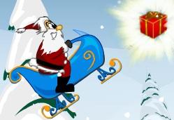 Noel Baba Kar Kayağı