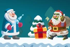 Noel Baba ve Zombiler