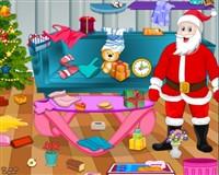 Noel Baba Yılbaşı Temizliği