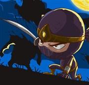 Öfke Saçan Ninja