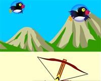 Okla Kuş Avı