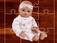 Oyuncak Bebek Yapboz