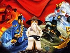 Özel Ninja Legolar 2