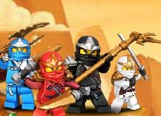 Özel Ninja Legolar 4