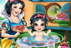 Pamuk Prensesin Bebeği