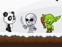 Panda Yılbaşı Macerası