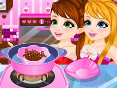 Pastacı Kızlar