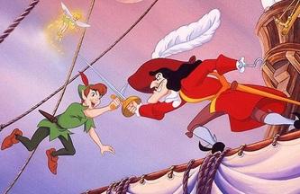 Peter Pan Kaptan Kanca