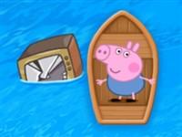 Piggy Pegga Deniz Macerası