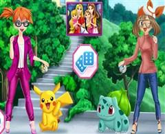 Pokemon Go Kızları