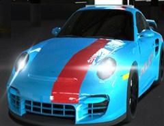 Polis Arabaları Yarışı