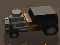 Polis Arabası Kovalamaca