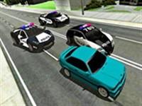 Polis Gandister Kovalamaca