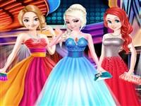 Prensesler Balo Hazırlığı