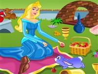 Prenses Aurora Piknik Temizliği