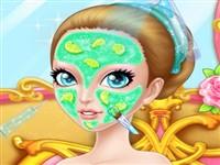 Prenses Banyo Makyajı