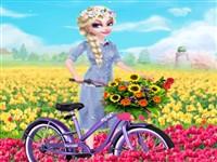Prenses Elsa İlkbahar Modası