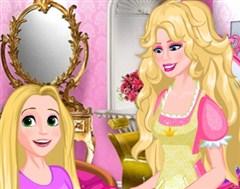 Prenses Kuaförü Barbie