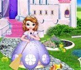 Prenses Sofia Sarayda Temizlik