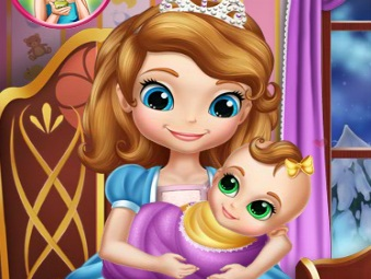 Prenses Sofia ve Kardeşi