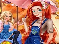 Prenses Sonbahar Modası